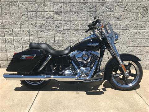 2013 Harley-Davidson Dyna® Switchback™ in Monroe, Michigan