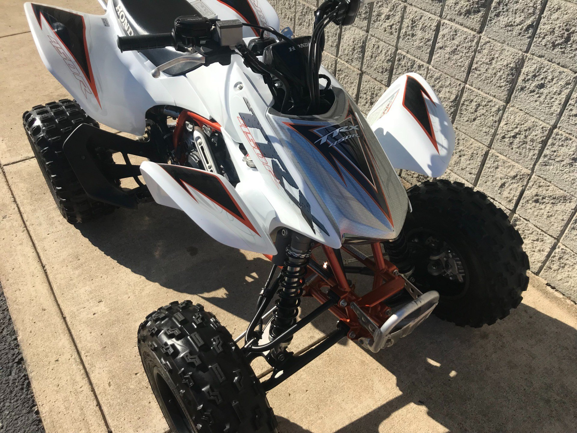 2012 Honda TRX®450R in Monroe, Michigan