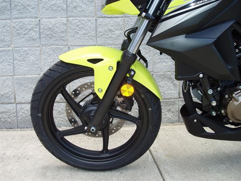 2017 Honda CB300F ABS in Monroe, Michigan