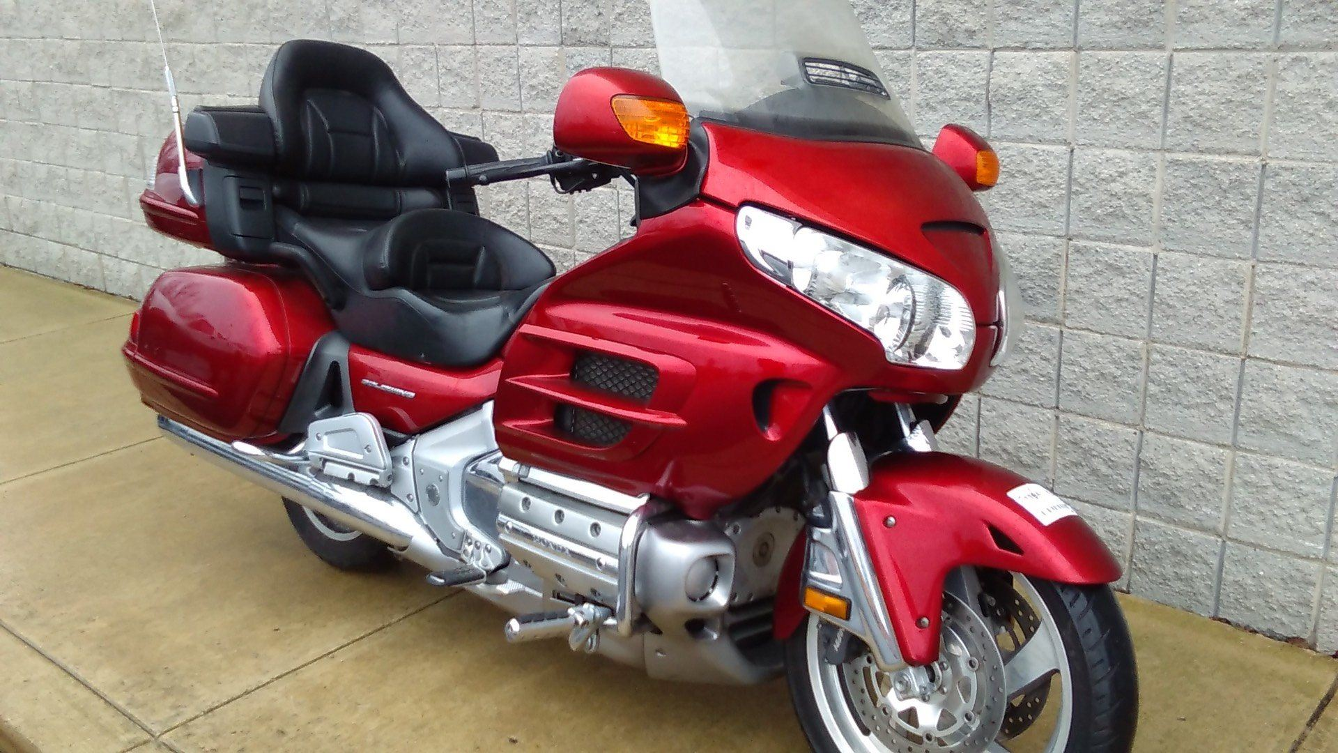 2010 Honda Gold Wing® Navi XM in Monroe, Michigan