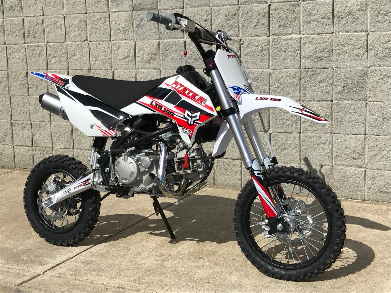 2018 Pitster Pro LXR155X in Monroe, Michigan