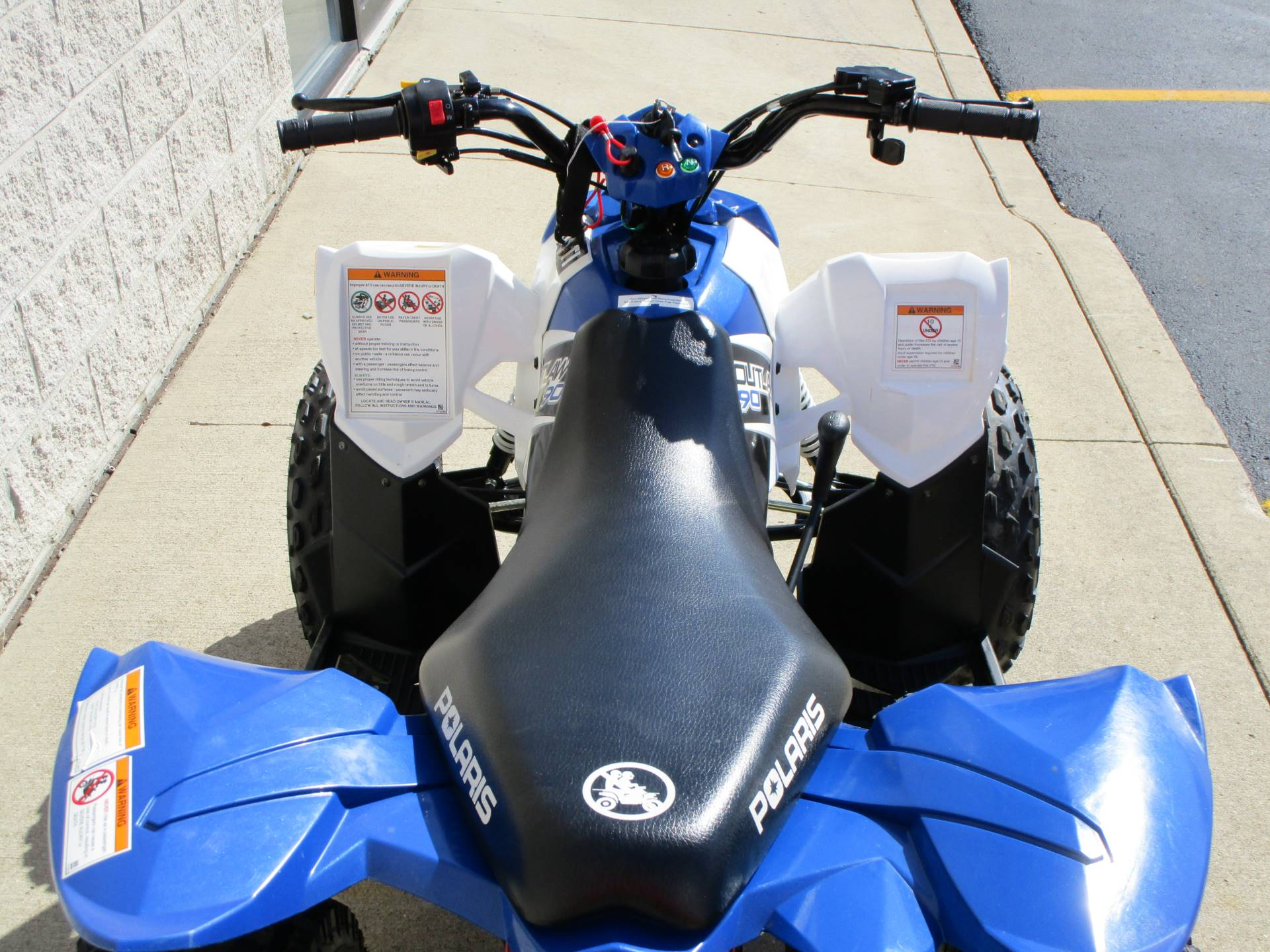 2013 Polaris Outlaw® 90 in Monroe, Michigan