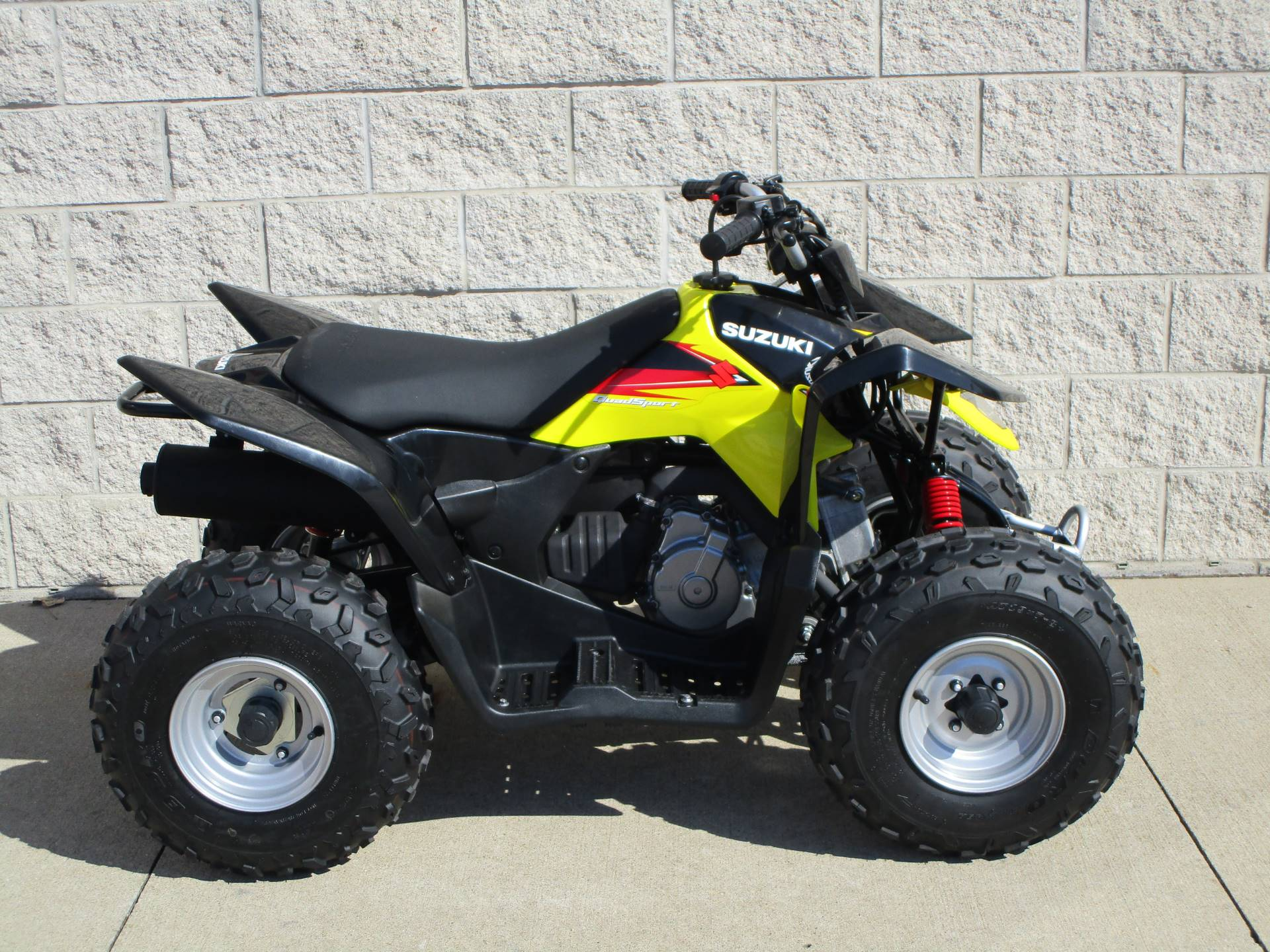 2017 Suzuki QuadSport Z90 ATVs Monroe Michigan SA100003
