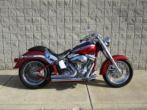 2006 Harley-Davidson CVO™ Screamin' Eagle® Fat Boy® in Monroe, Michigan