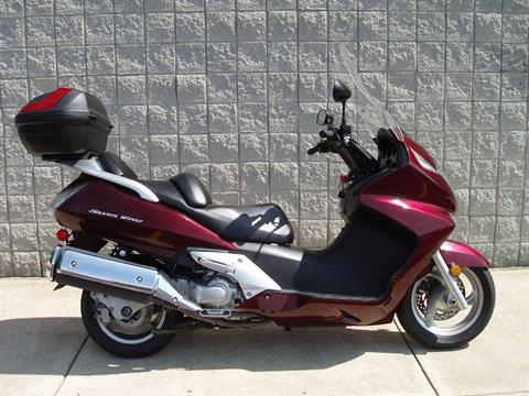 2009 Honda Silver Wing® in Monroe, Michigan