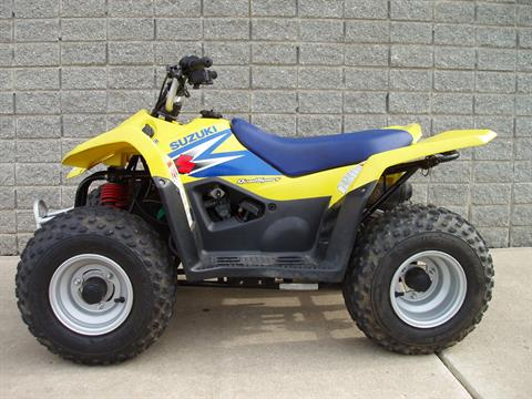 2006 Suzuki LT-Z50 in Monroe, Michigan