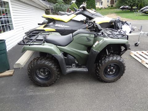 2016 Honda FourTrax Rancher 4X4 Automatic DCT in New Britain, Pennsylvania