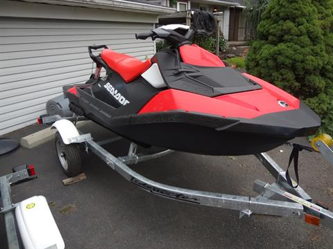 2016 Sea-Doo Spark 3up 900 H.O. ACE w/ iBR & Convenience Package Plus in New Britain, Pennsylvania