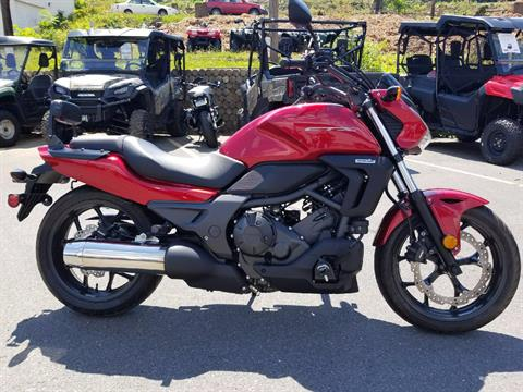 2014 Honda CTX®700N in State College, Pennsylvania