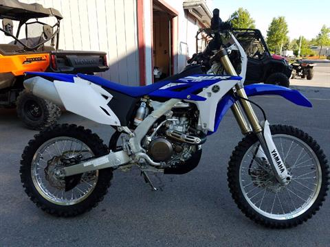2015 Yamaha WR450F in State College, Pennsylvania