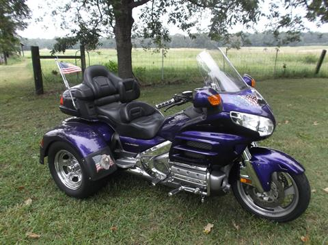 2002 Honda Gl1800 Trike in Greer, South Carolina