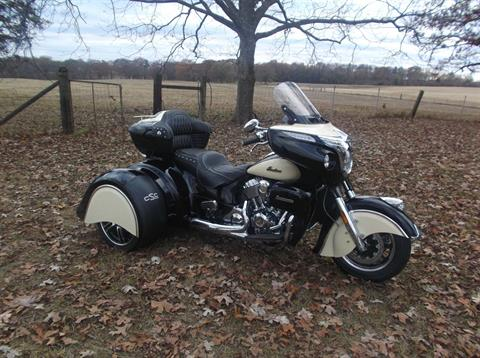 2017 Indian Roadmaster CSC Trike in Greer, South Carolina