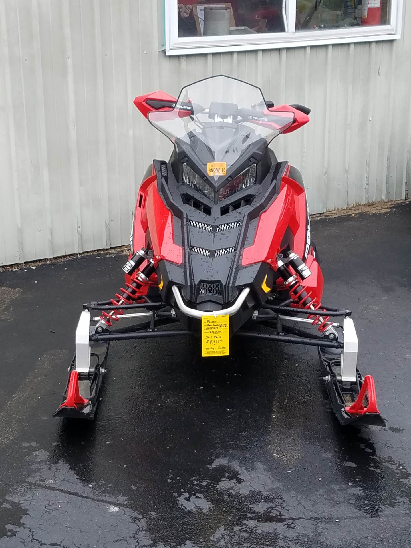2015 Polaris 800 Switchback® Pro-S ES in Mount Pleasant, Michigan