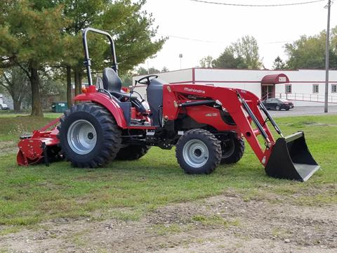 2016 Mahindra 1538 HST in Mount Pleasant, Michigan