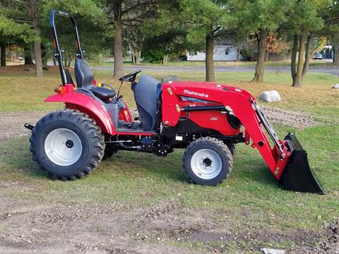 2016 Mahindra 1533 HST in Mount Pleasant, Michigan