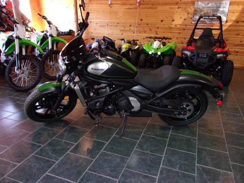 2016 Kawasaki Vulcan S ABS Café in Mount Pleasant, Michigan