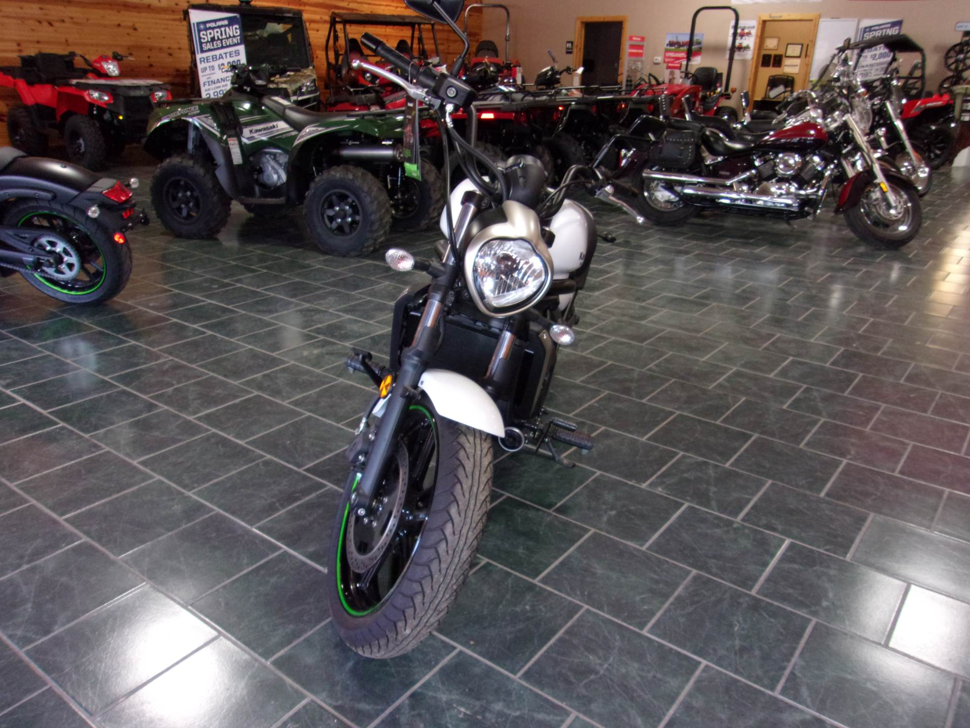 2015 Kawasaki Vulcan® S in Mount Pleasant, Michigan