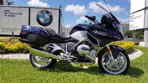 2017 BMW R 1200 RT in Miami, Florida