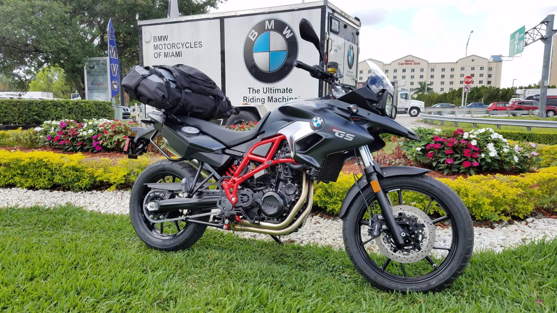 New 2017 BMW F 700 GS For Sale free Atacama Duffel Top Bag, BMW F 700 GS For Sale, BMW Motorcycle F 700 GS, new BMW f 700 gs, New BMW Motorcycle