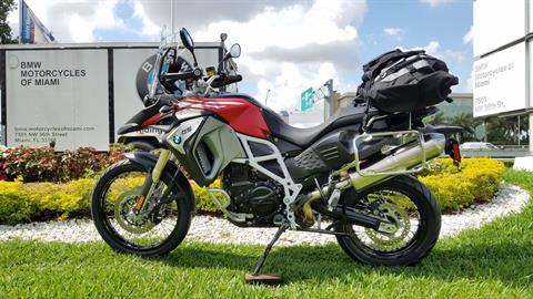 2017 BMW F 800GSA in Miami, Florida