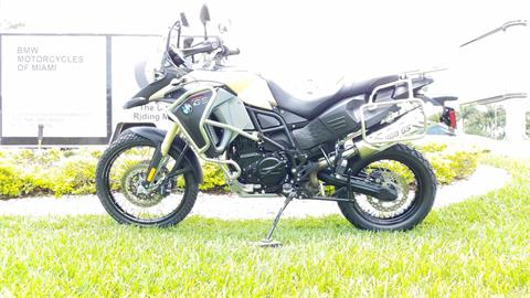 2014 BMW F 800 GS Adventure in Miami, Florida