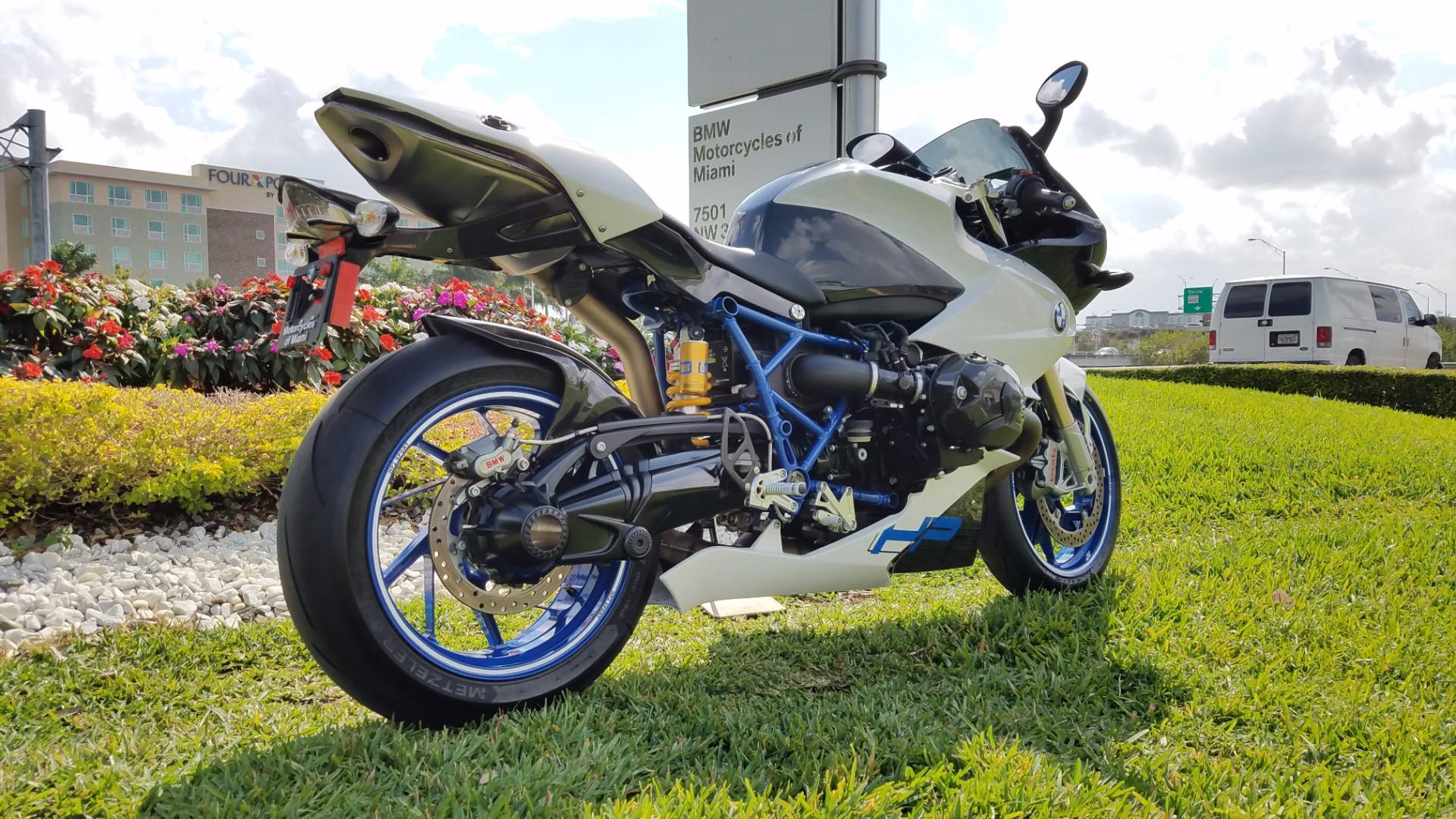 Used 2009 BMW R 1200 HP2 Sport For Sale, HP2 Sport For Sale, BMW Motorcycle HP2 Sport, used BMW Motorcycle for sale