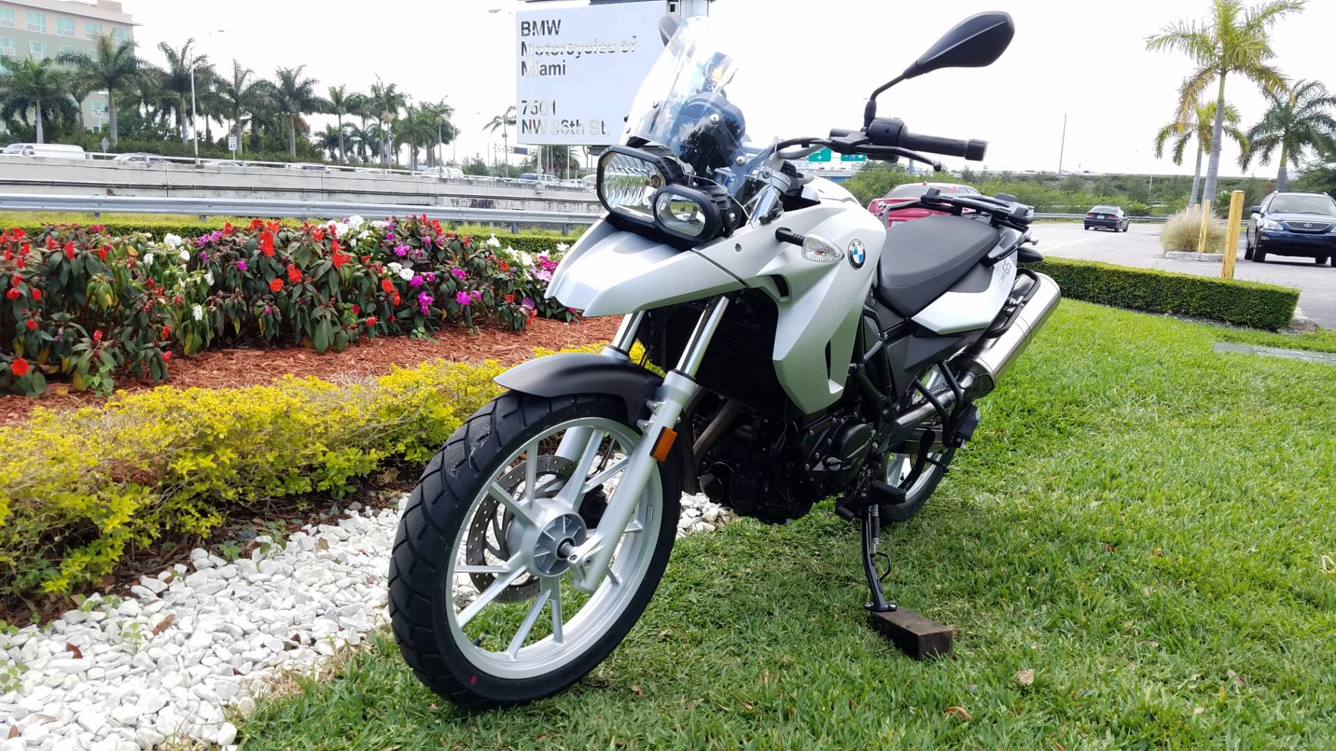 Used 2010 BMW F 650 GS For Sale, Gray F 650 GS 2010 For Sale, BMW Motorcycle F 650 GS, used BMW Motorcycle
