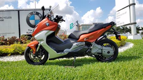 Used 2016 BMW C 650 Sport For Sale, Orange C 650 Sport For Sale, BMW Motorcycle, used BMW Scooter, BMW Maxi scooter