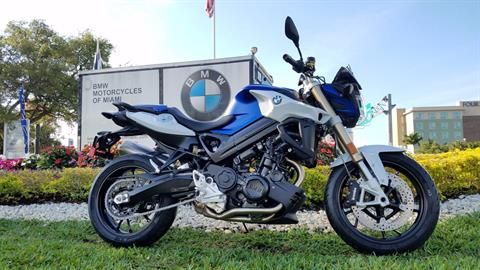 2016 BMW F 800 R in Miami, Florida