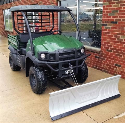 2017 Kawasaki Mule SX 4x4 in Mount Vernon, Ohio