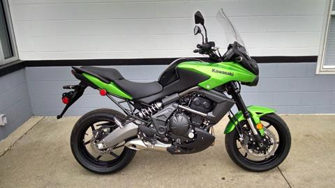 2014 Kawasaki Versys® ABS in Mount Vernon, Ohio