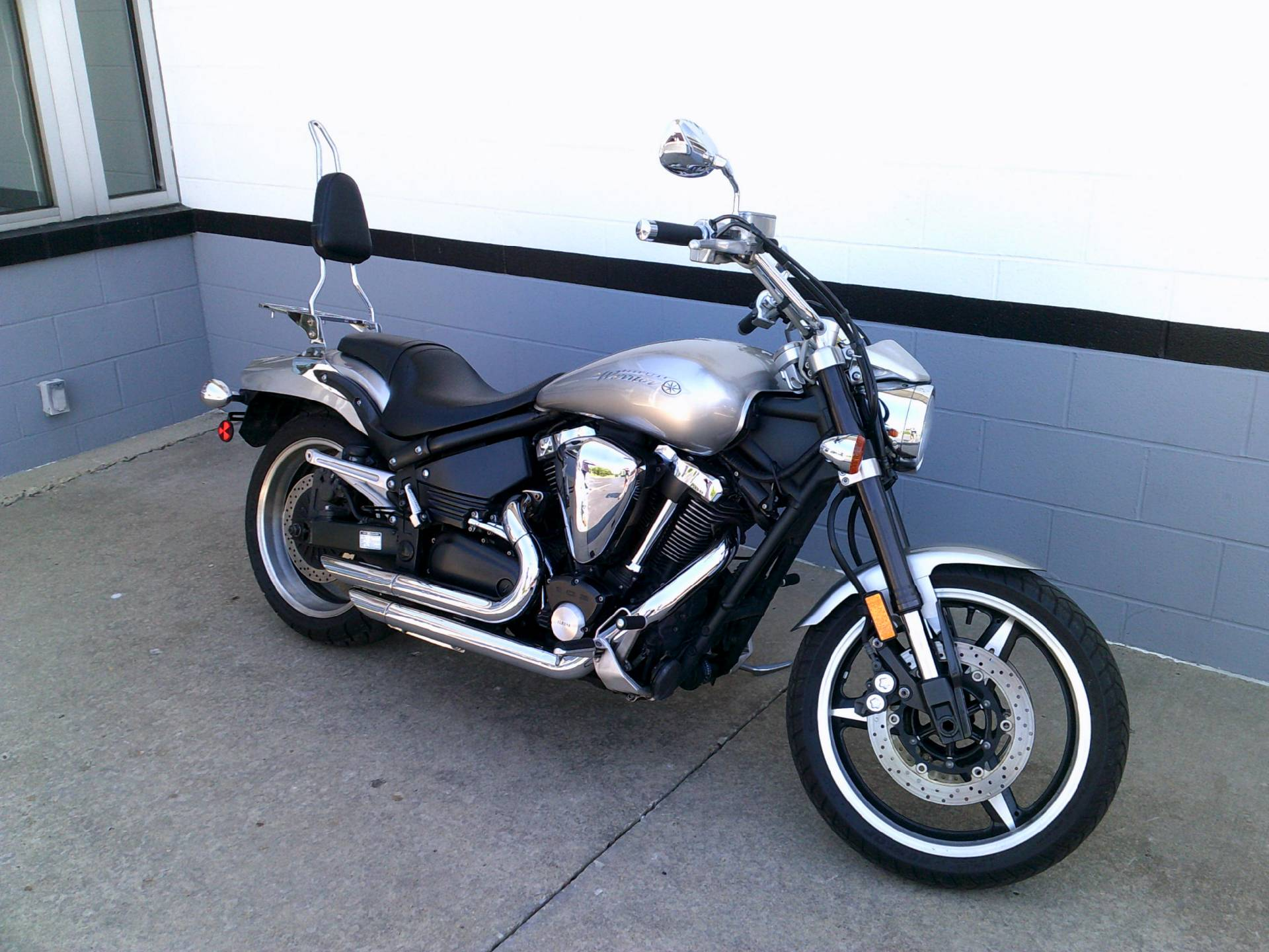 2003 Yamaha Road Star Warrior in Mount Vernon, Ohio