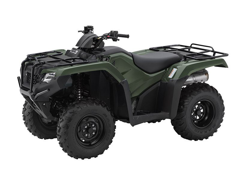2016 Honda FourTrax Rancher 4x4 Automatic DCT Power Steering in Mount Vernon, Ohio