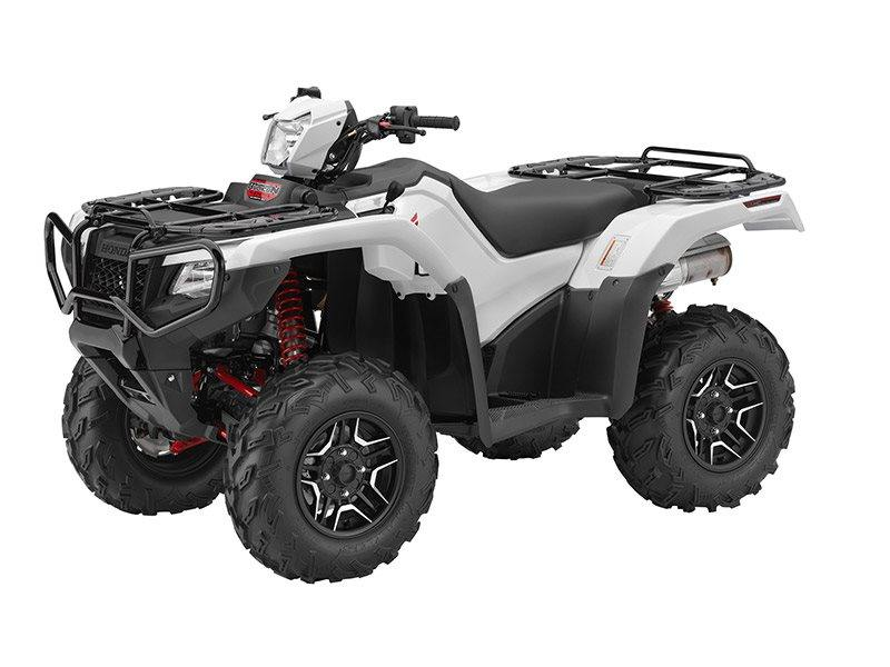 2016 Honda FourTrax Foreman Rubicon 4x4 Automatic DCT EPS Deluxe in Mount Vernon, Ohio