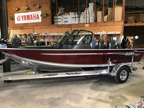 2017 Alumacraft Voyageur 175 Sport in Newberry, South Carolina