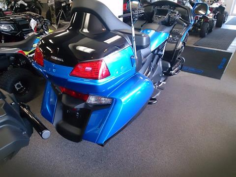 2017 Honda Gold Wing Audio Comfort Navi XM in Sterling, Illinois
