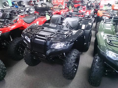 2017 Honda FourTrax Rancher 4x4 DCT IRS EPS in Sterling, Illinois