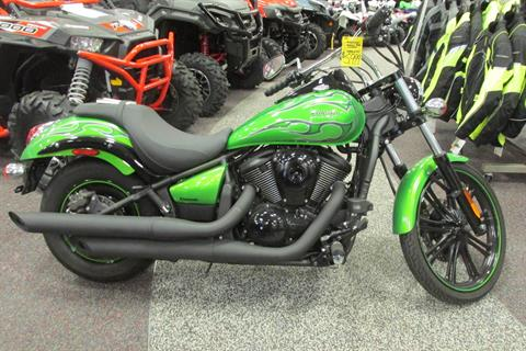 2014 Kawasaki Vulcan® 900 Custom in Springfield, Ohio