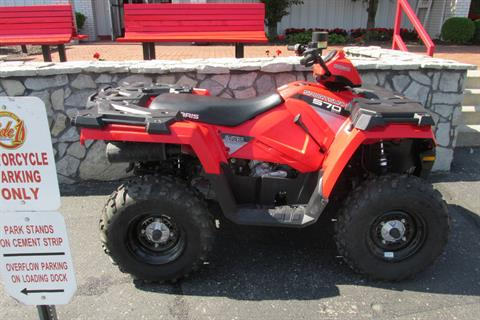 2015 Polaris Sportsman® 570 in Springfield, Ohio