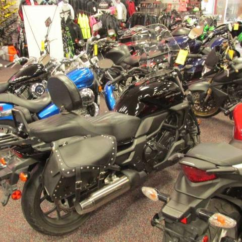 2014 Honda CTX®700N in Springfield, Ohio