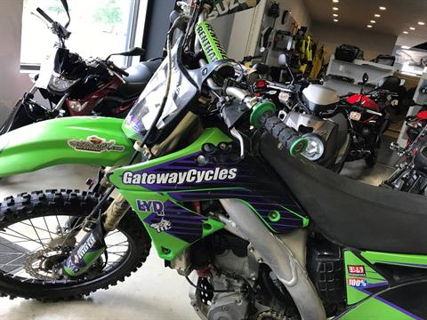 2011 Kawasaki KX™250F in Hilliard, Ohio