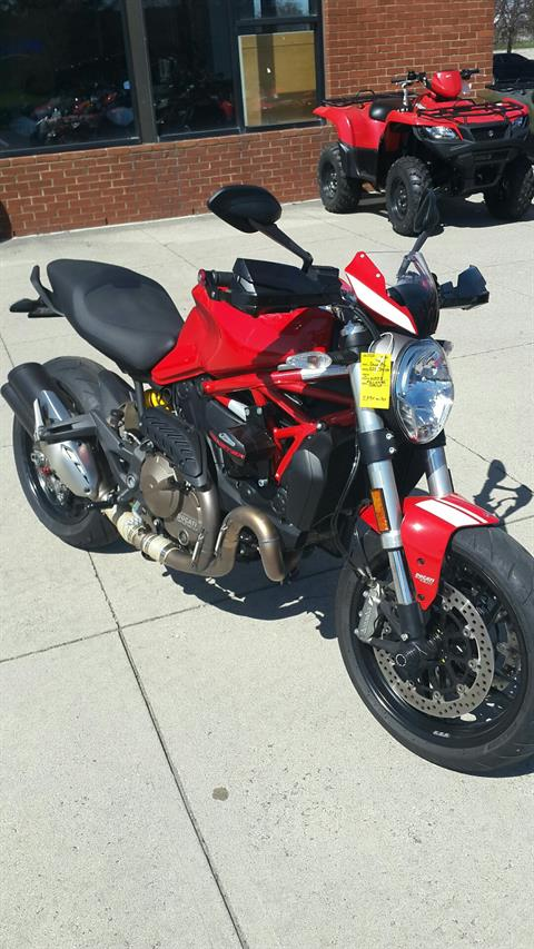 2016 Ducati Ducati Monster in Hilliard, Ohio