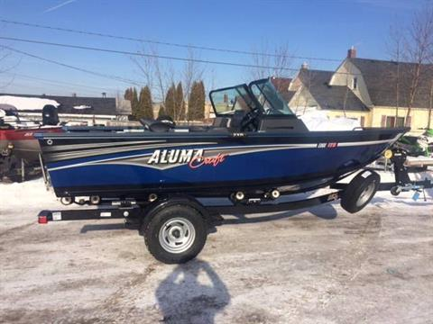 2017 Alumacraft Edge 175 Sport in Superior, Wisconsin