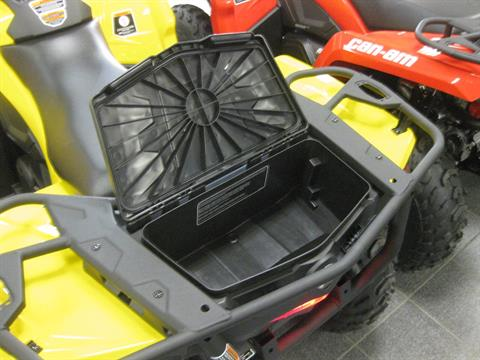 2017 Can-Am Outlander DPS 450 in Wisconsin Rapids, Wisconsin