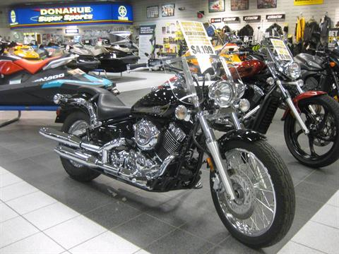 2013 Yamaha V-Star 650 Custom in Wisconsin Rapids, Wisconsin