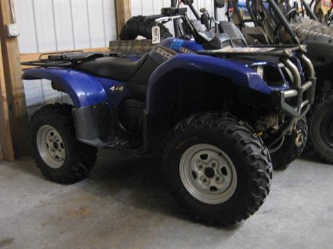 2008 Yamaha Grizzly 660 in Wisconsin Rapids, Wisconsin
