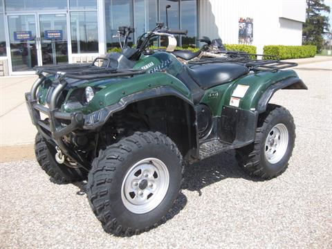 2005 Yamaha Grizzly 660 in Wisconsin Rapids, Wisconsin