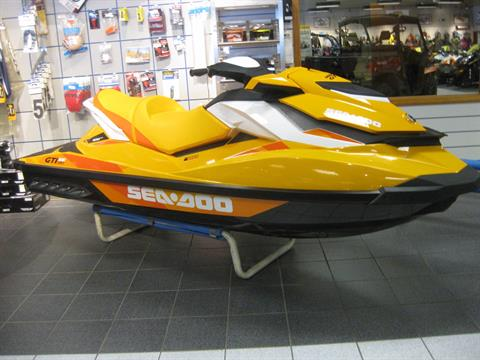 2017 Sea-Doo GTI SE 130 in Wisconsin Rapids, Wisconsin