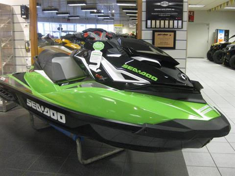 2017 Sea-Doo GTR-X 230 in Wisconsin Rapids, Wisconsin
