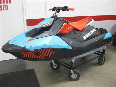 2017 Sea-Doo Spark Trixx in Wisconsin Rapids, Wisconsin